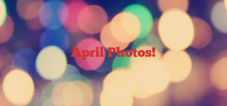April Photos!