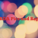 CVRDA Pics and Report